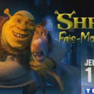 Shrek, Fais-Moi Peur ... sur TF1 aujourd'hui à 18h15 ... bande annonce