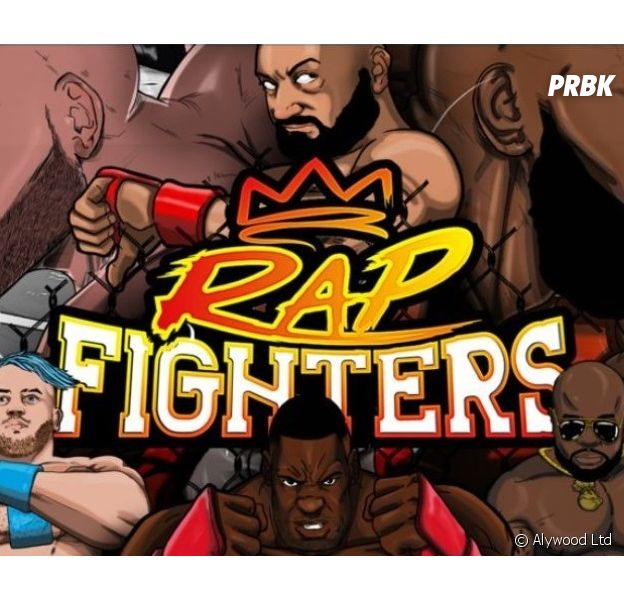Rap Fighters : le jeu mobile de baston façon octogone avec Booba, Kaaris, Jul, Aya Nakamura...