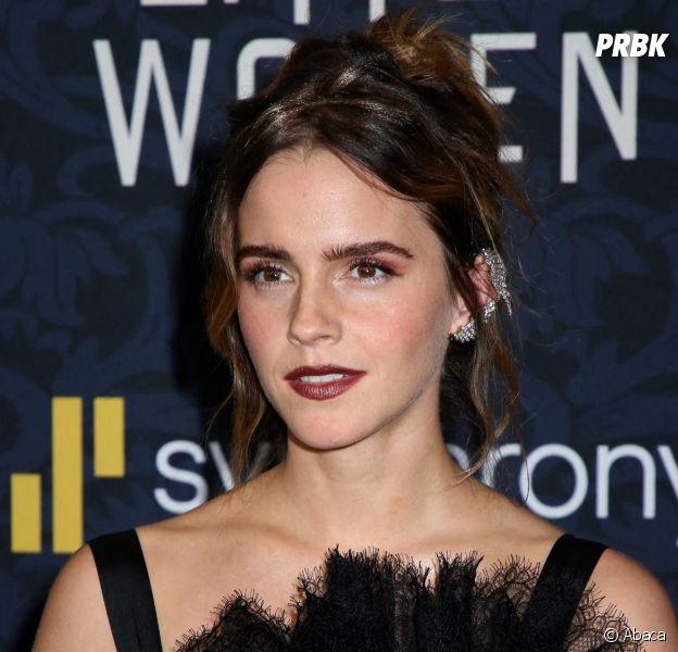 Emma Watson en couple : l'identité de son petit ami dévoilée et c'est pas Tom Felton