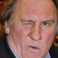Gerard Depardieu roi de France pour les anglais ... la preuve avec le film Henry 5