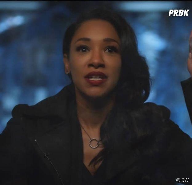 The Flash saison 6 : Iris traumatisée dans la suite ? Grosse évolution à venir