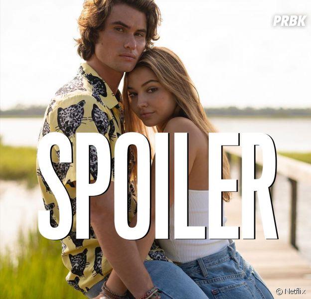 Outer Banks saison 2 : Madelyn Cline (Sarah Cameron) donne d'autres pistes pour la suite de la série Netflix