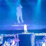 Justin Bieber ... Regardez son accident en plein live