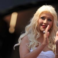 Photos ... Christina Aguilera ... Elle rejoint les stars les plus mythiques d'Hollywood