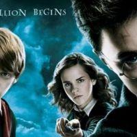 Harry Potter 7 ... Beaucoup de larmes pour Emma Watson