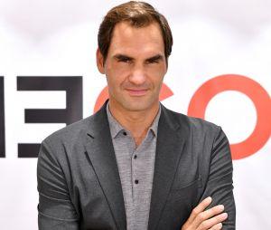 Roger Federer, en troisième position du classement Forbes