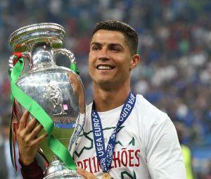 Cristiano Ronaldo, en quatrième position du classement Forbes
