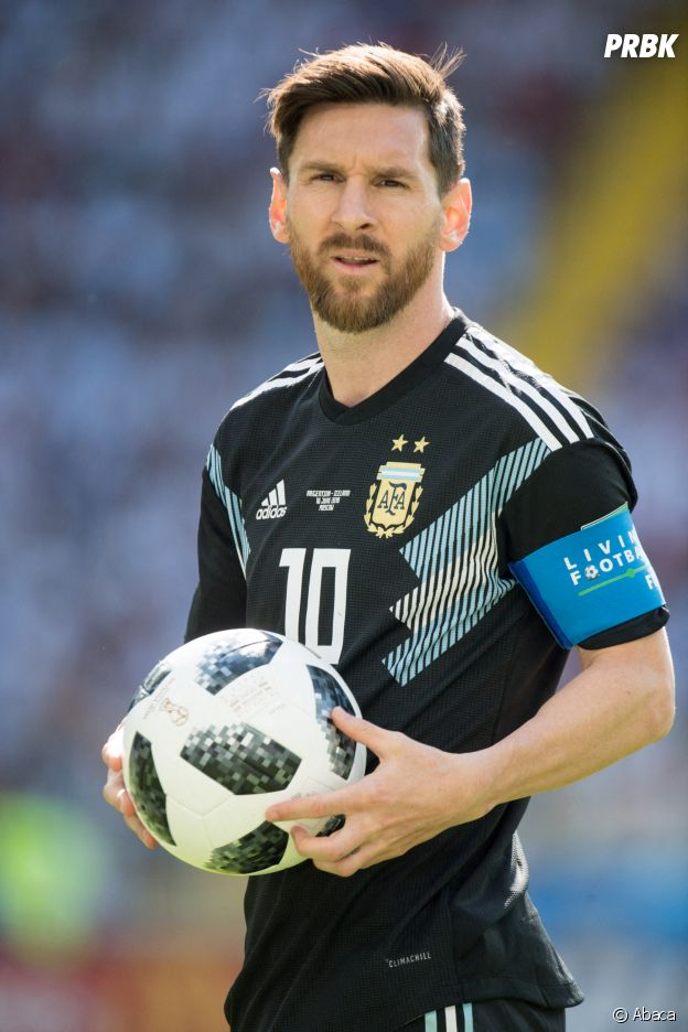 Lionel Messi, en cinquième position du classement Forbes