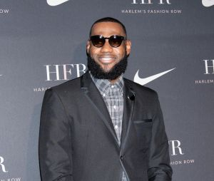 LeBron James, en neuvième position du classement Forbes