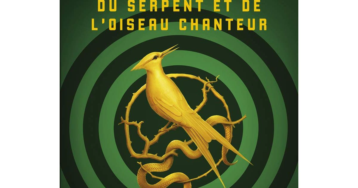The hunger Games, the ballad of The snake and the bird ...