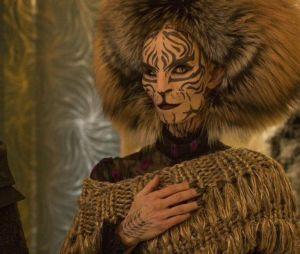 Hunger Games : Tigris dans les films