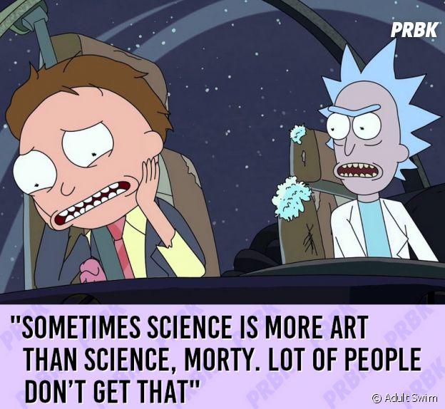 Rick & Morty : les meilleures répliques de la série