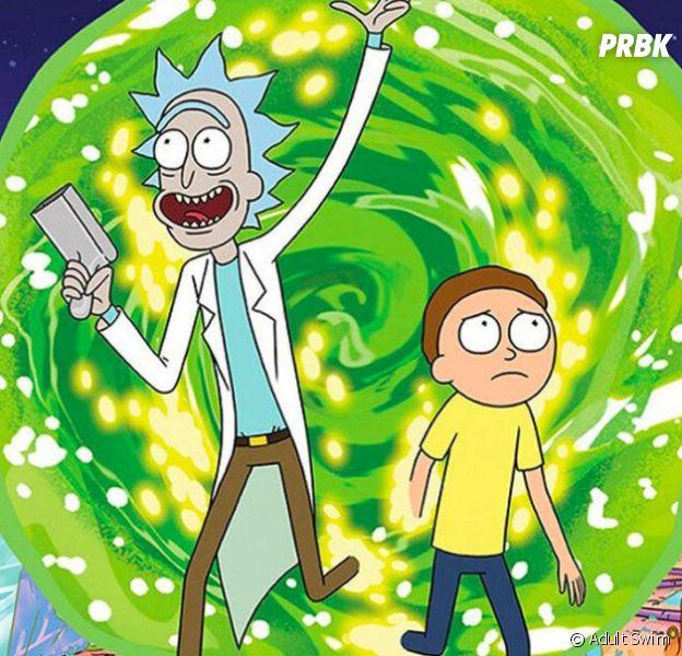 Rick et Morty : les 10 meilleures répliques de la série