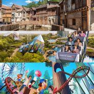 Parc Astérix, Futuroscope, Nigloland... Ces parcs d'attractions qui rouvrent avec des nouveautés