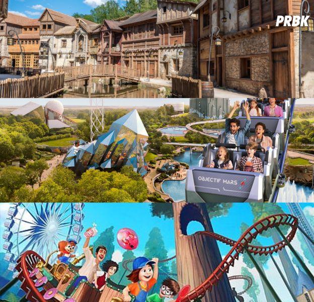 Parc Astérix, Futuroscope, Nigloland... Ces parcs d'attractions rouvrent avec des nouveautés