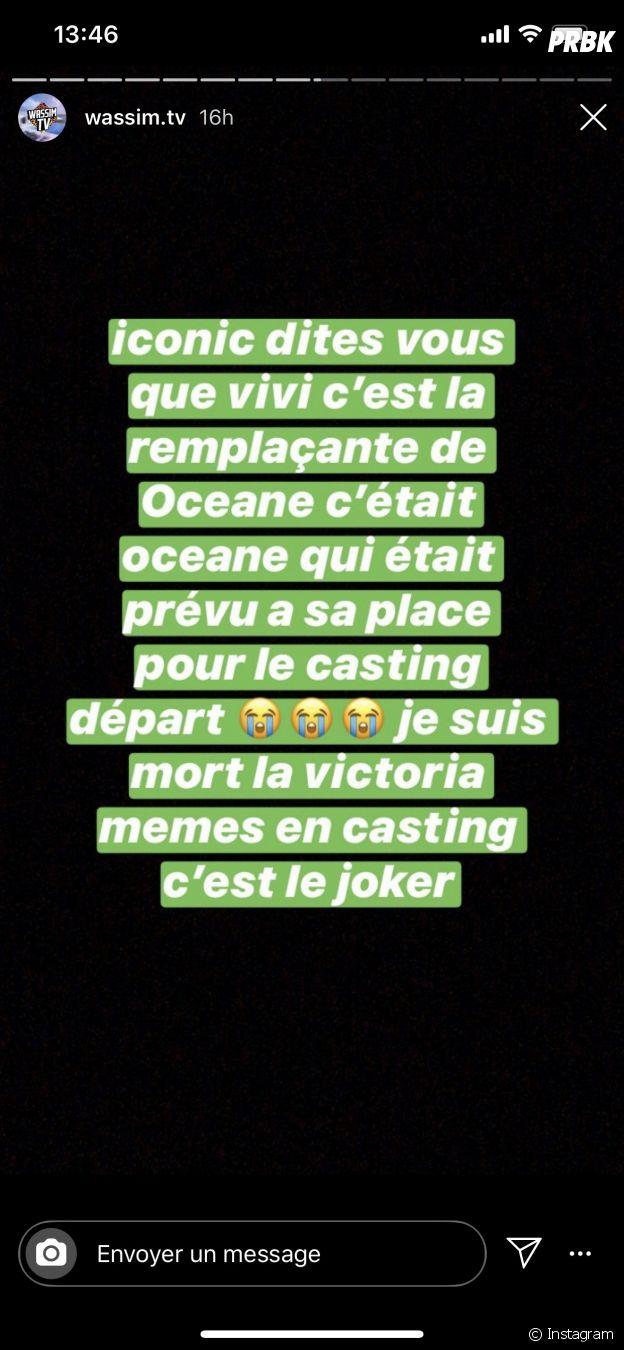 Victoria (Les Marseillais aux Caraïbes) choisie pour remplacer Océane El Himer dans Les Marseillais VS Le reste du monde 5 ?