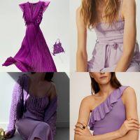 Zara, H&M, Mango... D'après une étude, le violet est LA couleur tendance de l'été !