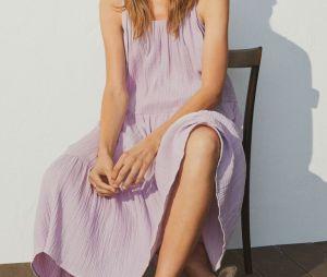Le violet s'invite chez H&M