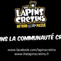 Les Lapins Crétins Retour vers le Passé sur Wii ...  une nouvelle vidéo du jeu