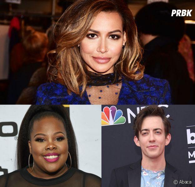 Disparition de Naya Rivera : Amber Riley et Kevin McHale poussent un coup de gueule sur Twitter