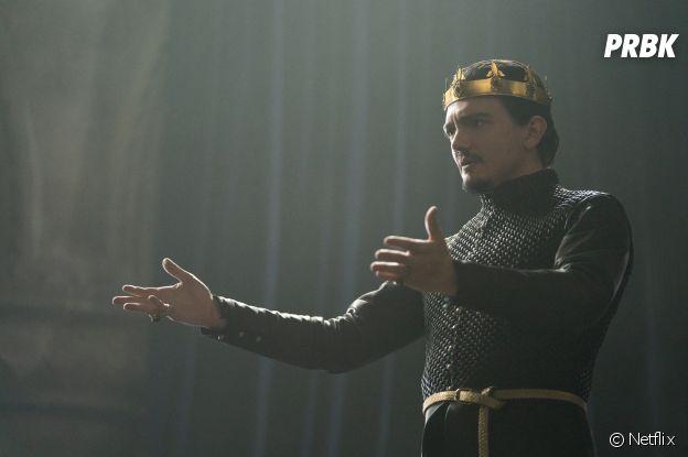 Sebastian Armesto dans Cursed, la rebelle