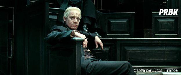 Peter Mullan dans Harry Potter