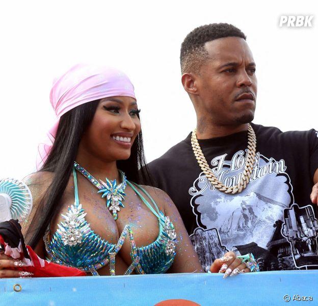 Nicki Minaj enceinte de Kenneth Petty, elle affiche son baby bump