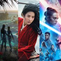 Avatar, Star Wars, Mulan, Spider-Man 3... Les dates de sorties des films encore repoussées
