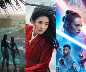 Avatar, Star Wars, Mulan... Les dates de sorties des films encore repoussées
