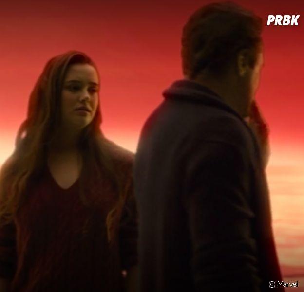 Avengers : Katherine Langford de retour en tant que fille de Tony Stark ? L'actrice est prête