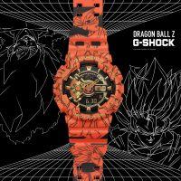 Dragon Ball Z : G-SHOCK rend hommage à Son Goku avec une montre incroyable
