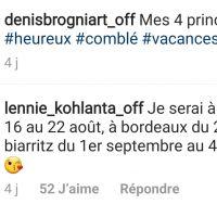 Denis Brogniart remet en place une internaute... qui se fait passer pour une candidate de Koh Lanta