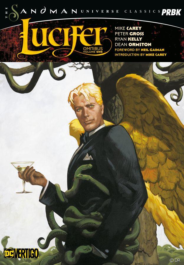 Lucifer dans les comics