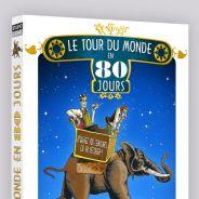 Le tour du Monde en 80 jours ... extrait des bonus