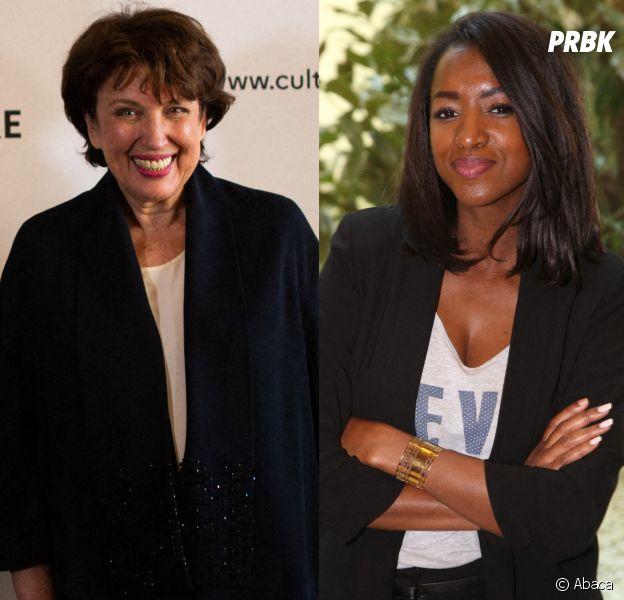 Les Reines du shopping spéciale célébrités : Roselyne Bachelot clashe la tenue d'Hapsatou Sy