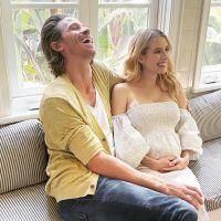 Emma Roberts enceinte de Garrett Hedlund : elle confirme et dévoile le sexe de son bébé