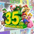 Pour les 35 ans de Super Mario Bros., Nintendo dévoile des nouveaux jeux qui seront dispos sur la Nintendo Switch