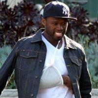 50 Cent ... Blessé en plein tournage de clip, regardez