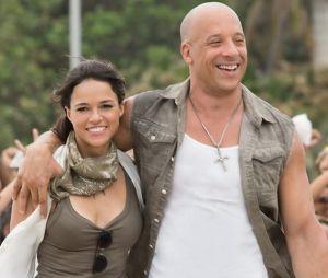 Fast and Furious 9 : les héroïnes plus importantes grâce aux scénaristes femmes, Michelle Rodriguez heureuse