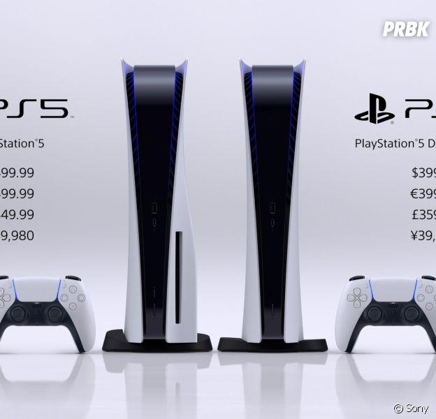 Sony dévoile officiellement les prix de la PS5, et c'est déjà la guerre pour les précommandes