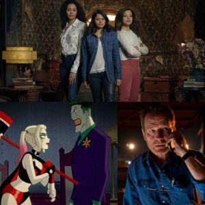 Charmed, Harley Quinn... Récap des bandes-annonces séries qu'il ne fallait pas manquer cette semaine