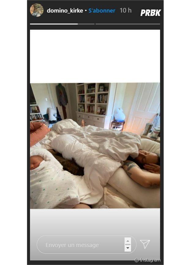 Penn Badgley papa : sa femme Domino Kirke annonce la naissance de leur fils sur Instagram