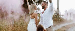 Stéphanie Clerbois enceinte de son deuxième enfant avec Eric : elle annonce leur rupture 💔