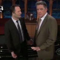Arthur était dans The Late Late Show sur CBS avec Craig Ferguson ... la preuve