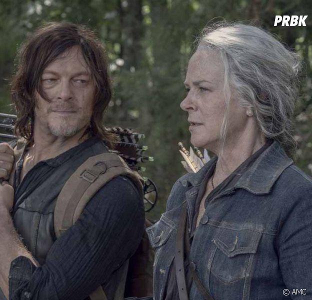 The Walking Dead : Daryl et Carol enfin en couple dans le nouveau spin-off ?