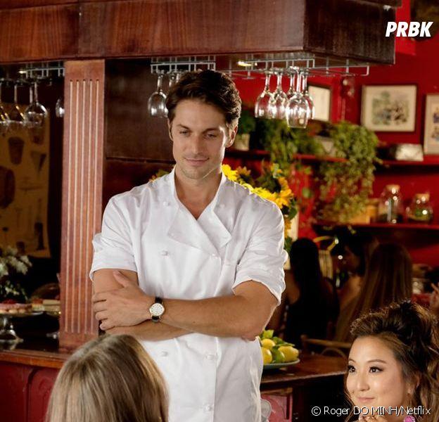 Emily in Paris : le restaurant du beau Gabriel (Lucas Bravo) existe vraiment, mais s'appelle en réalité Terra Nera