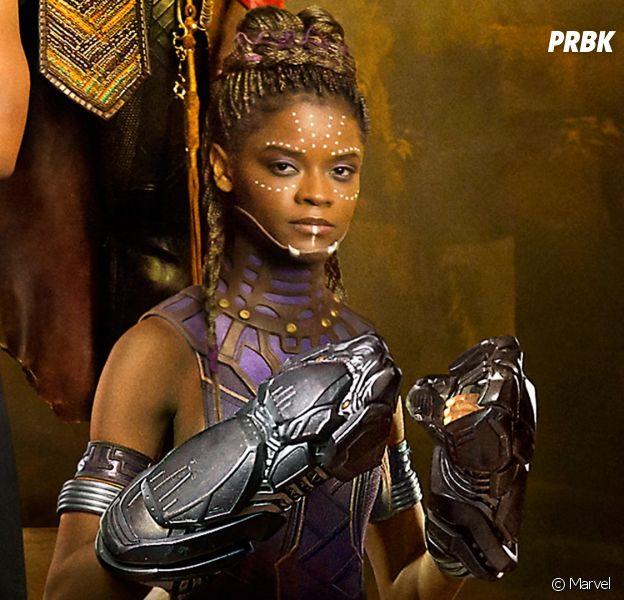 Black Panther 2 : une suite portée par Shuri ? L'actrice Letitia Wright se confie