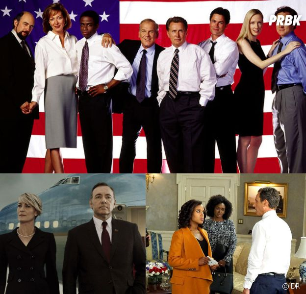 House of Cards, Scandal... 6 séries pour devenir un expert (ou presque) en politique américaine