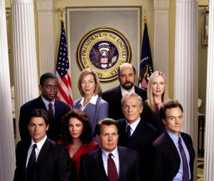 Le casting de la série A la maison blanche