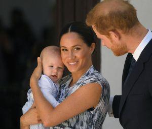 Meghan Markle avec son fils, Archie